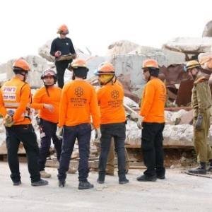 ניהול ומעקב אחרי מתנדבים באיתור נעדרים