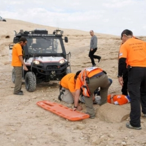 תקשורת בין המתנדבים כאשר יש נפילת רשת - אתגר מספר 3 באקתון רפואה בחירום איחוד הצלה וביזמקס
